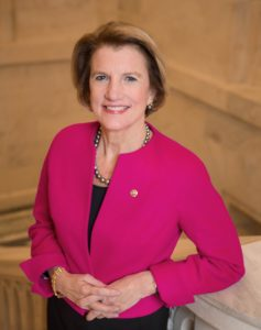 Senator Capito Official Photo